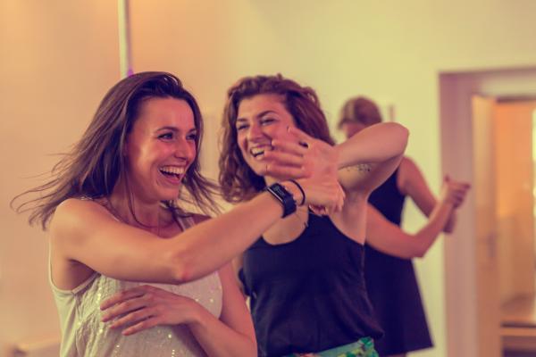 Workshop Salsa in Den Helder
